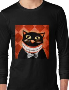 the MADCAT Laughs Long Sleeve T-Shirt