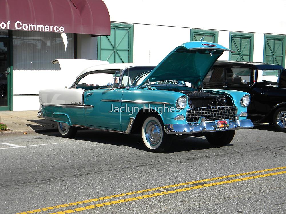 '55 Chevy Belair by Jaclyn Hughes