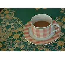 coffe cup Photographic Print