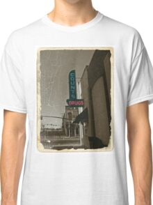 Counting Drugs Classic T-Shirt