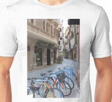 The bikes of Palma de Mallorca Unisex T-Shirt