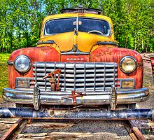 Ride the Rails in a Dodge by ECH52