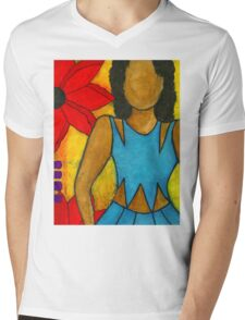 A Summer Love Jones Mens V-Neck T-Shirt