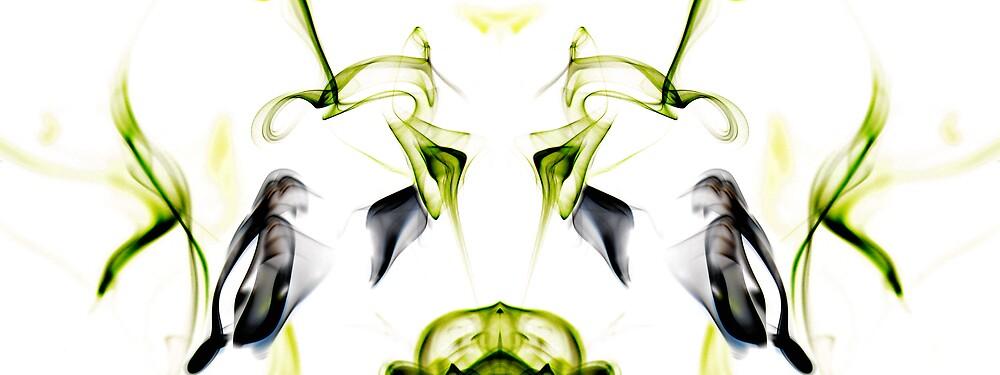 FIELD OF SMOKY LILIES, V.2, EDIT B by NawfalNur