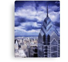 Philadelphia Cityscape Canvas Print