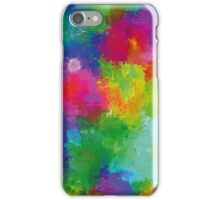 Exploded color cartridges iPhone Case/Skin