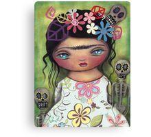 Muertos Fest Canvas Print