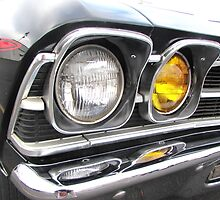 1969 Chevrolet Chevelle 396 SS by RustedStudio