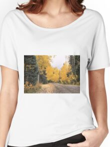 Peak Color Women's Relaxed Fit T-Shirt