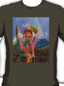 Fusion with the landscape T-Shirt
