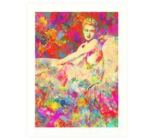 Ginger Rogers Art Print