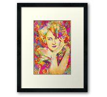 Norma Shearer Framed Print