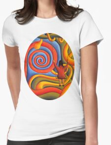 celtic dream Womens Fitted T-Shirt