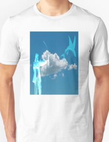 Fishing in the Sky Unisex T-Shirt
