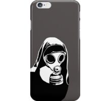 Nun-active  iPhone Case/Skin