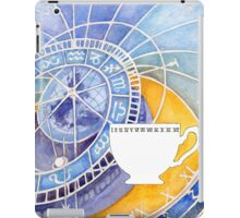 Clock Tea iPad Case/Skin
