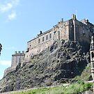 Edinburgh Castle by emanon