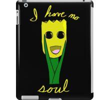 Soulless Flower iPad Case/Skin