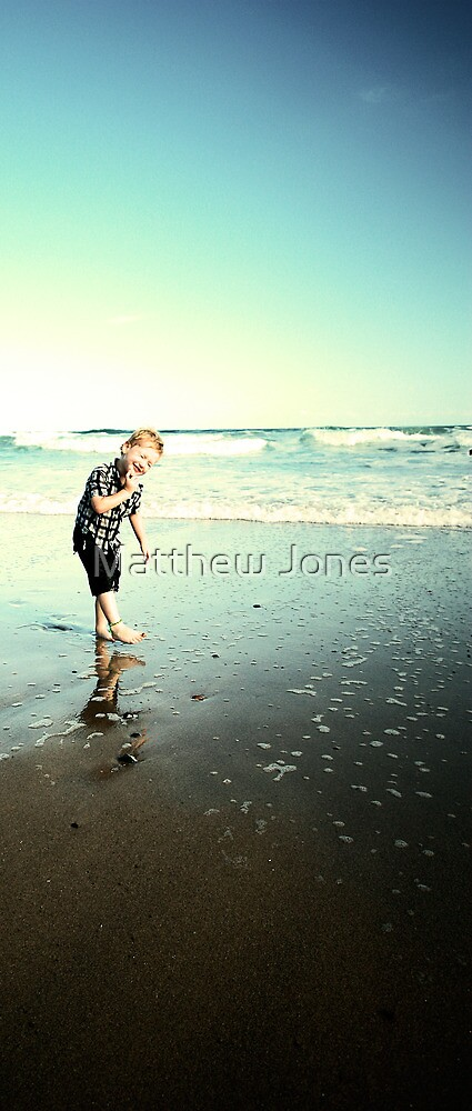 Beach Boy by Matthew Jones