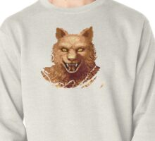 Altered Beast Face Pullover