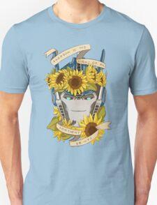 OP  - Sunflowers Unisex T-Shirt