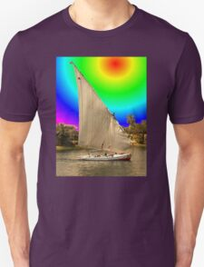 Sailing into Ancient Egypt T-Shirt