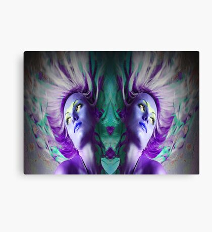 Dreaming of you Canvas Print