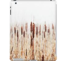 Reeds in the Mist iPad Case/Skin