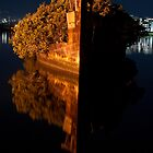 Shipwreck - Sydney Olympic Park by Greg Clifford