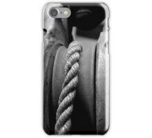 Newburyport, MA: Pulley iPhone Case/Skin