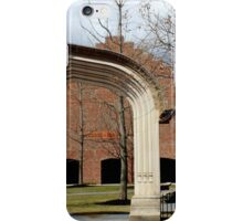 Salem, MA: Stone Arch iPhone Case/Skin