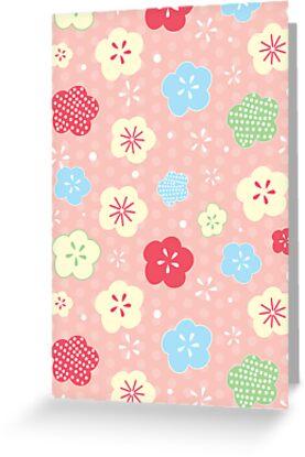 Pop Sakura by Tiffany Atkin