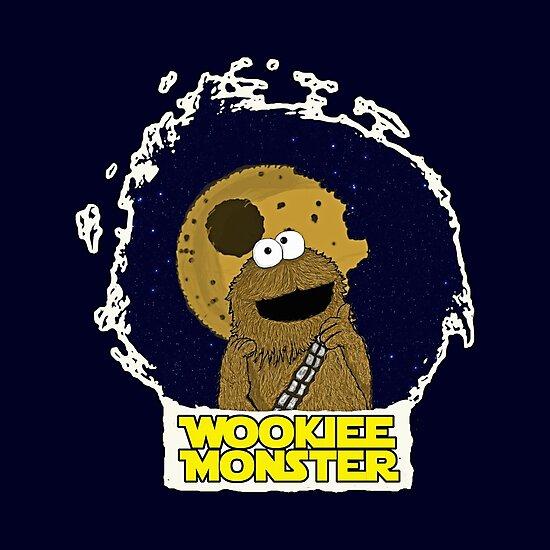 Wookiee Monster... by ToruandMidori