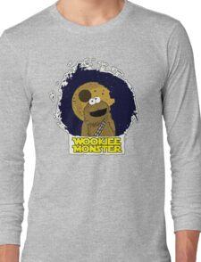 Wookiee Monster... Long Sleeve T-Shirt