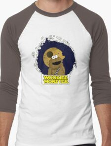 Wookiee Monster... Men's Baseball ¾ T-Shirt