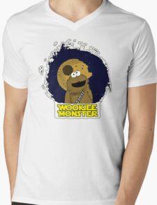 Wookiee Monster... Mens V-Neck T-Shirt