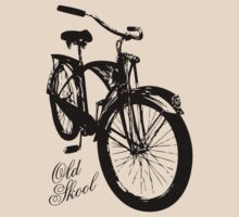 Old Skool Bicycle by Karl Whitney