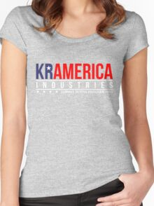 KRAMERICA INDUSTRIES Women's Fitted Scoop T-Shirt