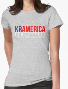 KRAMERICA INDUSTRIES Womens Fitted T-Shirt