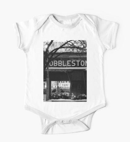 White Bear Lake, MN: Early Morning Coffee One Piece - Short Sleeve