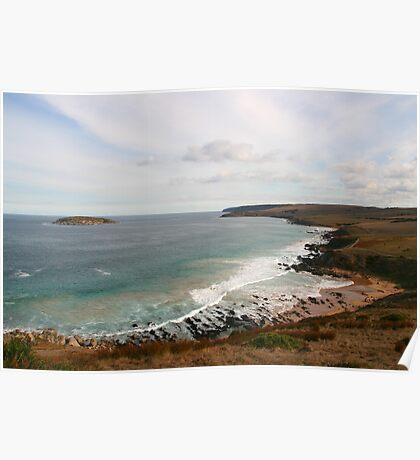 Petrel Cove, Fleurieu Peninsula, SA  Poster