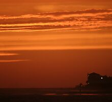 just yet another Rota flaming-sky sunset by fototaker