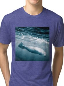 Seal Below the Surf Tri-blend T-Shirt