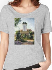 Franklin Clock Tower Women's Relaxed Fit T-Shirt