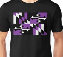 Baltimore Ravens Maryland Print Unisex T-Shirt