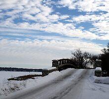 White Bear Lake, MN: Bridge to Manitou by ACImaging