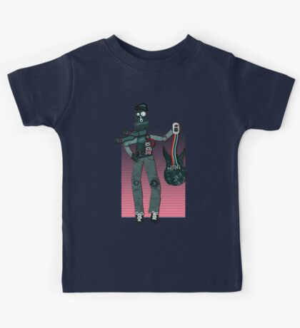 Unplugged ...  by Perrin Kids Tee