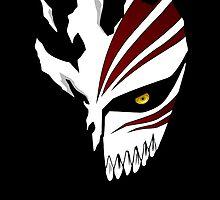 Broken Mask Bleach by razor93