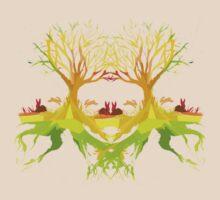 Autumn Rabbits  by DesignBakery