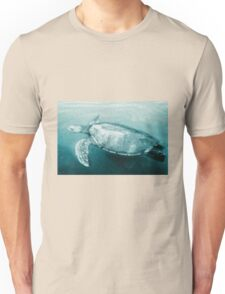 Green Turtle Surfacing - Grand Cayman Unisex T-Shirt